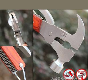 The new car supplies automotive emergency essential household outdoor tourism function of wholesale safety hammer