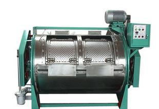 山西大同煤矿专用全自动工业洗衣机厂家,航星洗涤设备;