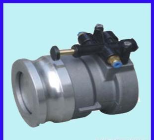 铝合金气动油气回收接头 油罐车加油站设备;