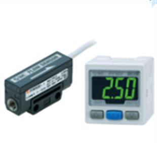 日本SMC气动元件,原装进口微型流量开关PFMV505-1-A;