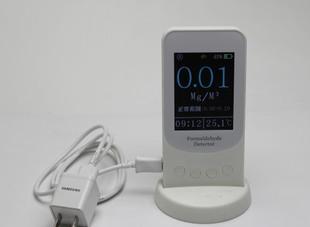 新款手持式双检型甲醛检测仪家用室内测甲醛检测仪器空气质量测;