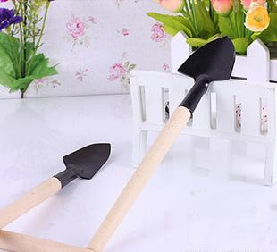 园艺工具三件套 迷你园林工具 小铁铲 植物盆栽种花必备;