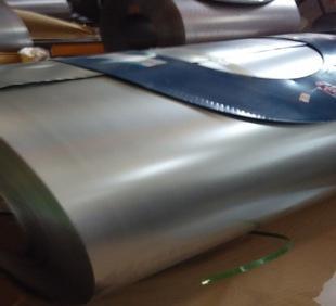 热销宝钢耐指纹镀铝锌DX51D-Z150;