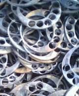 【常年生产批发】铸造用Q235废钢炉料、法兰盘边角料钢管切头切尾;
