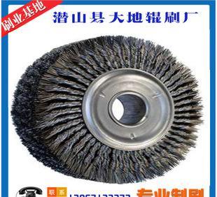 【 공장 직거래 똑바로 304 스테인레스 스틸 와이어 브러시 휠 녹을 없애다 와이어 바퀴 도구 솔 스테인레스 스틸 와이어 브러시 304