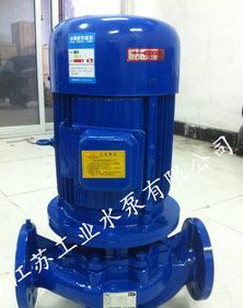 공장의 생산 도매 ISG80-160I 순환 펌프 / 파이핑 펌프 / 펌프