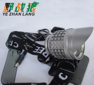 【厂家直销】3T6强光探照头灯 铝合金手压探照头灯 全网最低价;