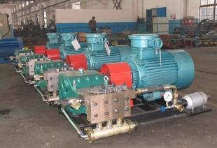 공급 3DW 시리즈 고압 왕복 펌프, 플런저 펌프, 청소 펌프 시험 프레스 펌프 (도)
