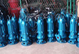 WQ 잠수 오염 제거 펌프 잠수 파이프 오염 제거 펌프 스탠드 파이프 오염 제거 펌프 스테인리스 파이프 오염 제거 펌프