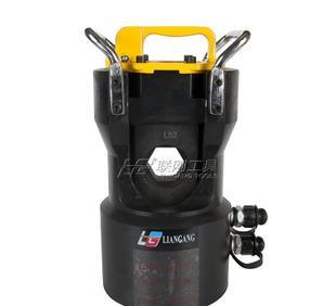 連剛ツールCO-100TB大トン数双回路分離油圧クランプ圧線鉗子の圧着スリーブ
