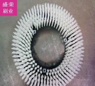 توريد أسلاك أسلاك الفولاذ فرشاة فرشاة فرشاة تلميع طرف القرص إزالة الغبار فرشاة الختم