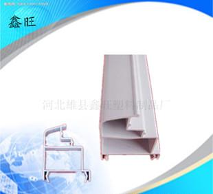 Low cost supply PVC extrusion plastic profile extrusion plastic products processing 2002