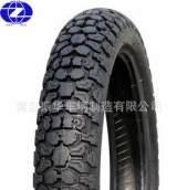 厂家直供4.10-18摩托车外胎越野胎真空胎普通轮胎;