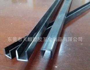 厂家直销ABS异型材 ABS胶条 优质价廉无毒防火 专业abs挤出塑料;