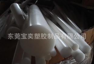 生产供应各种规格ABS实心棒 PVC,PP,POM实心条 塑料棒;