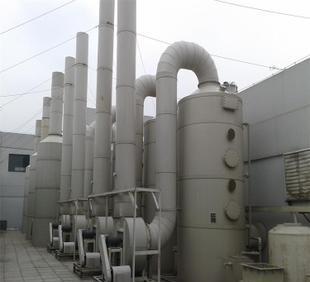 废气处理设备,废气洗涤塔,废气喷淋塔,填料塔;
