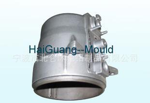 供应制热器箱体 制热器机体 制热器盖 真空压铸