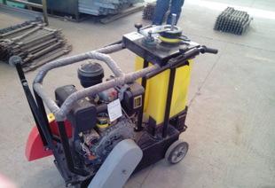 专用供应 路面切割机 马路切缝 电动马路切割机 马路开槽机