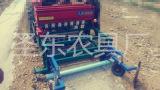 最新覆膜機 可實現自動播種、施肥、覆膜一體多用圣東農業;