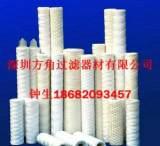 供应过滤器材 冲版机过滤芯 珠海市过滤芯供应厂商;