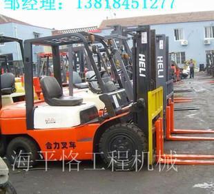 供应合力杭州小松丰田内燃柴油叉车TCM物流设备搬运车二手叉车;
