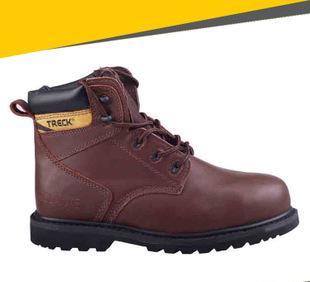 оптовая продажа Goodyear обувь в безопасности кожа помочь кожной мужские ботинки прямых производителей