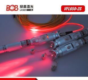 正品光纤通讯检测仪器 光纤检测笔 光纤红光笔 5mw BOB-VFL650-2S;