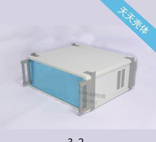 3-2高档豪华铝机箱 铝制品壳体 仪器仪表机箱厂家直销_90*280*220;
