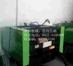 新阳牌xy-1070稻草捡拾打包机 拖拉机带秸秆打捆机;