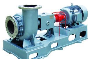 耐腐食耐摩耗金属に流ポンプ、大口径の大流量大型SP SPPステンレス化工混流ポンプ