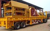 *供應新型移動式破碎設備 移動制砂機 石料生產線 碎石線;