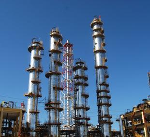 厂家安装加成套室内外工不锈钢化工设备 塔器 精馏塔;