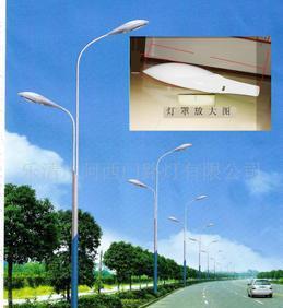 屋外照明省エネ照明太陽光街燈ナトリウムランプ高杆燈金ハロゲン街燈