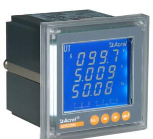 آنكه روي مراحل عرض الكريستال السائل متر الطاقة الكهربائية ACR320EL / م
