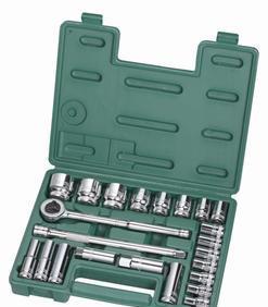 长期供应SATA世达工具手动工具套筒组合;