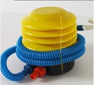 小额批发脚踩打气筒 气泵充气工具 气球打气筒 脚踩充气泵筒;