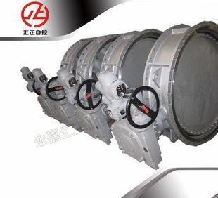 электрический большого калибра бабочка клапан вентиляции электрический клапан электрический клапан вентиляции на клип прямых производителей нержавеюще
