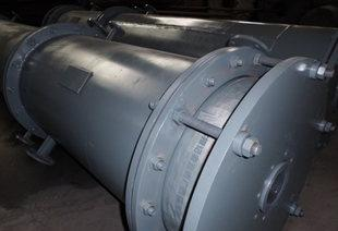 质量保障厂家直供石墨降膜吸收器;