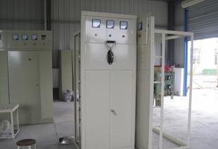 メーカーは各種配電箱、高圧スイッチ箱を生産する