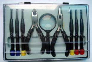 钟表螺丝批,钟表修理工具,组合螺丝刀;