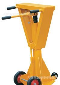 供应TJ60等各型号螺旋,手推式集装箱卡车千斤顶;