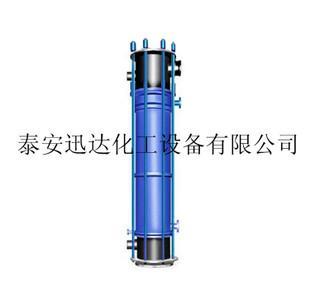 长期供应石墨改性塑料降膜吸收器 优质石墨吸收器批发 石墨吸收器;
