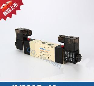 электромагнитный клапан 4V330C-10 три прямых продаж тебя Дик пять клапанов экспериментальных клапан полный стиль