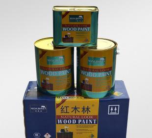 大量供給合成塗料木器塗料マホガニー林- M161木器白プライマー木器塗料