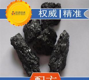 石油焦 产品改进 优质石墨化石油焦 配方分析 成分比例解析;