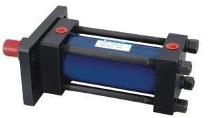 供給の油圧シリンダーHOB重ロッドシリンダシリンダ油圧シリンダ
