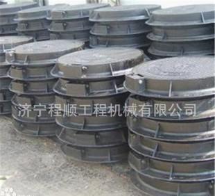 水电污用球墨铸铁井盖厂价直销;