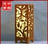 生产供应 欧式古典木艺落地灯 工艺装饰灯具 MT6622;