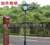 3米庭院灯道路灯 特大直六角庭院灯 小区户外工程照明灯具 庭院灯;