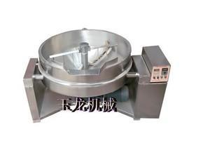 ホテル厨房炊事設備全自動傾注式クロス攪拌中華鍋熬屠畜場ハロゲン制の鍋メーカー